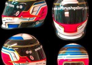 Bell helmet Alan T 2