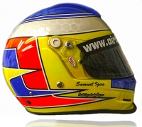 Bell youth race helmet
