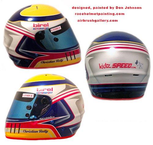 G-Force race helmet