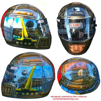 G-Force helmet