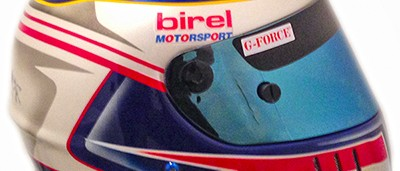 G-Force race helmet