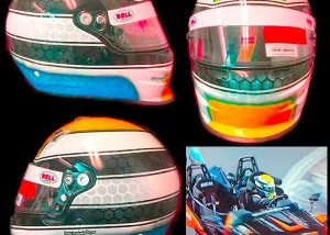 bell helmet race of champions design