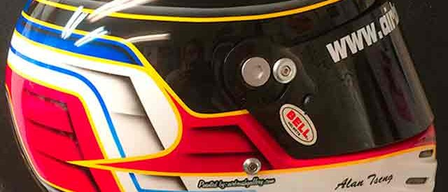 race helmet design