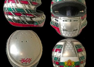 stilo race helmet