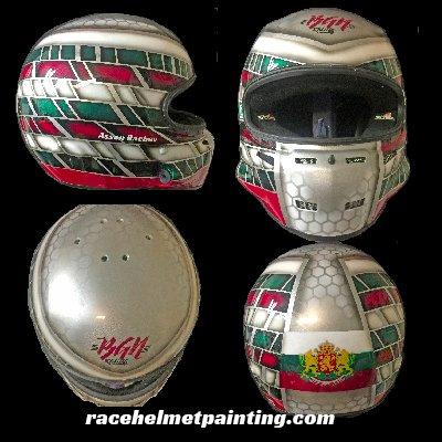 stilo race helmet
