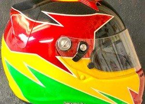 Arai race helmet 618-c