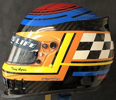 Bell race helmet design 10-18.2