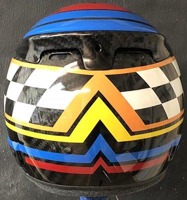 Bell race helmet design 10-18.3