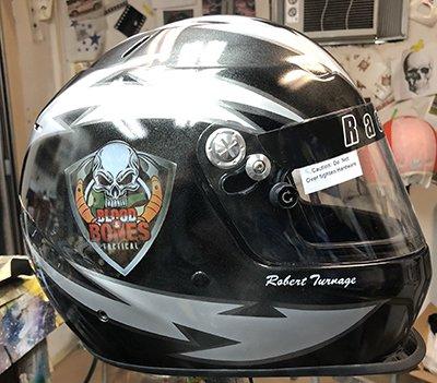 racequip helmet design 11-18