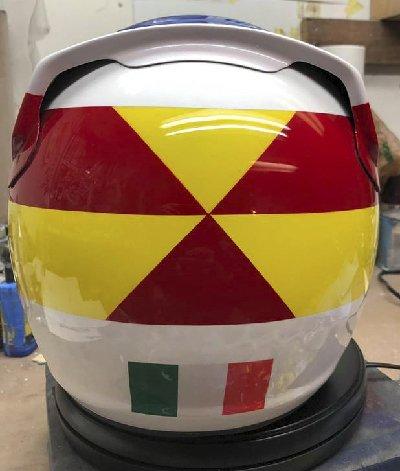 race helmet Arai