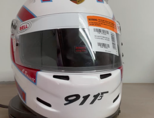 Race Helmet Design 2/21-2