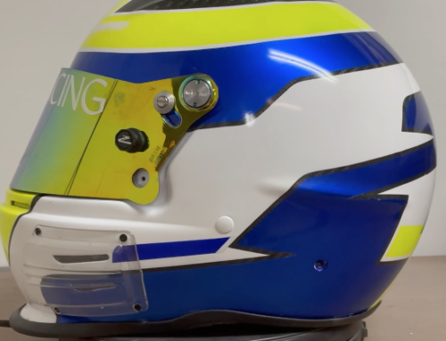 Race Helmet Design 2/21-3