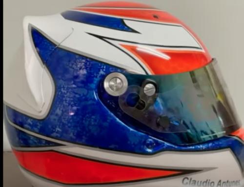Race Helmet Design 6/19/21