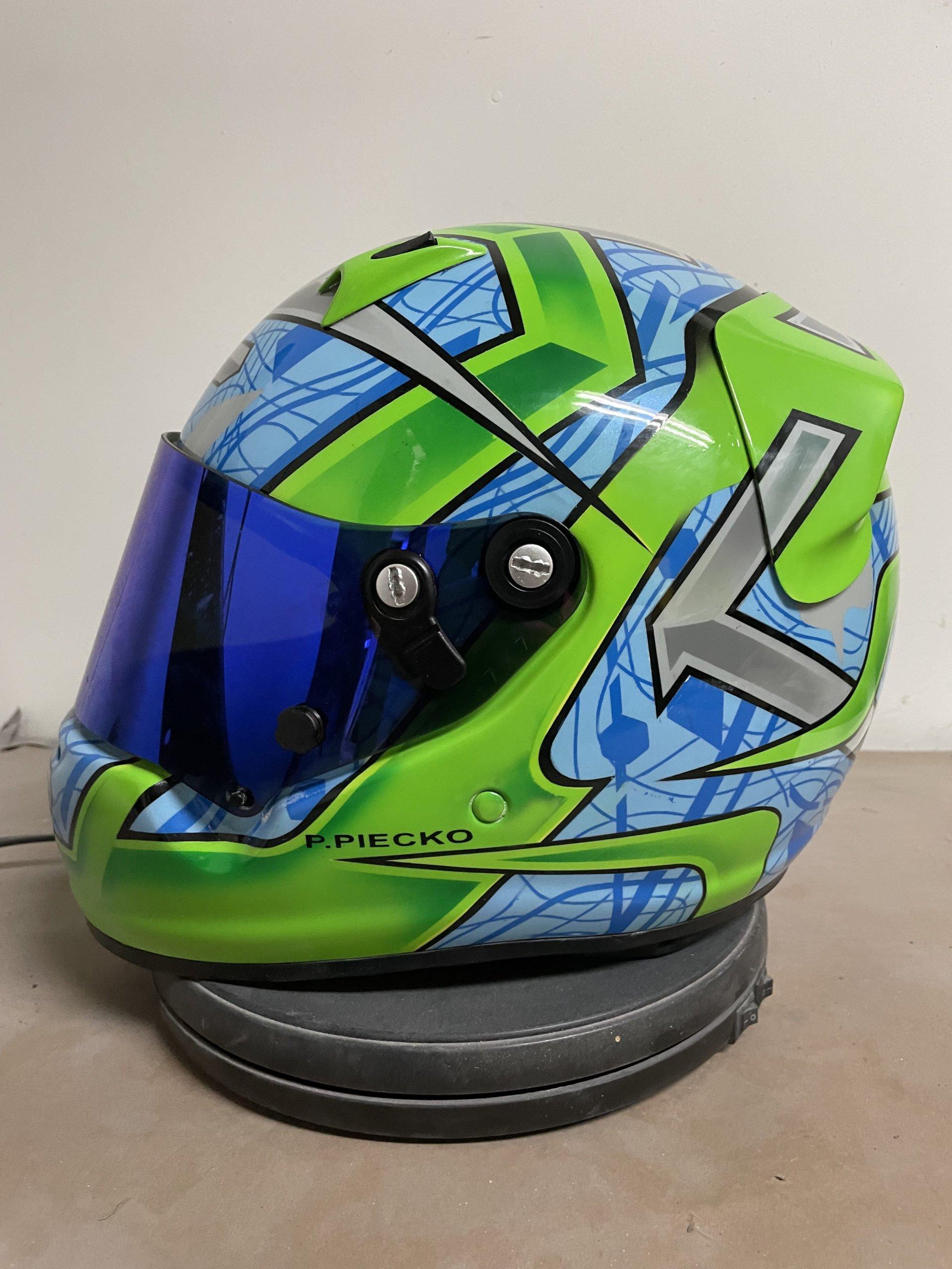 race helmet sept 3